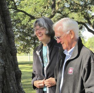 Helen and John